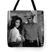 Elvis And Susan Tote Bag