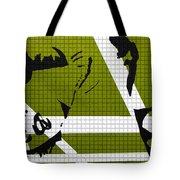 Elvis And The Other Lady Tote Bag