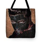 Elvis Art Tote Bag
