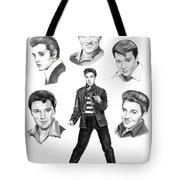 Elvis Elvis Elvis Tote Bag