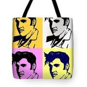 Elvis Pop X Four Tote Bag