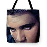 Elvis Presley Artwork 2 Tote Bag