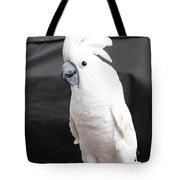Elvis The Cockatoo Tote Bag
