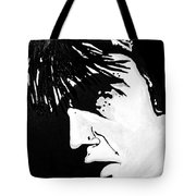 Elvis The Show Must Go On Tote Bag