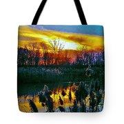 Emagin Sunset Tote Bag