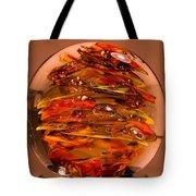 Ember Swirls  Fe1 Tote Bag