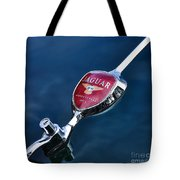 Emblem - Winner Le Mans 1951-3  Tote Bag
