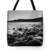 Embleton Bay With Dunstanburgh Castle Tote Bag