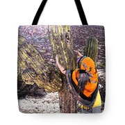 Embrace The Planet Tote Bag