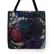 Embraced Swirl Tote Bag