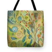 Embracing The Journey Tote Bag