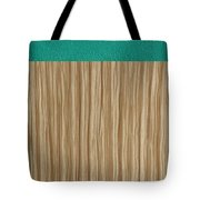 Emerald Cashmere Tote Bag by Margaret Ivory