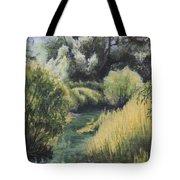 Emerald Creek Tote Bag