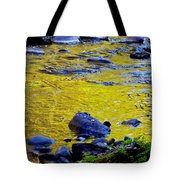 Emerald Water Tote Bag