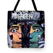 Emergency Dali Tote Bag
