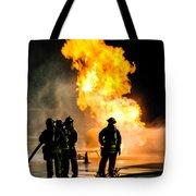 Emergency Responders Tote Bag