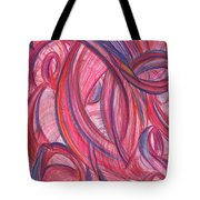 Emerges From Us Tote Bag by Kelly K H B