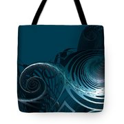 Emerging From The Depth Tote Bag