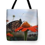 Emerging Monarch Tote Bag