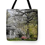 Emerging Of Spring Tote Bag