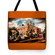 Emerson House Tote Bag