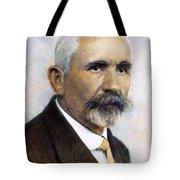 Emil Kraepelin (1856-1926) Tote Bag