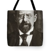 Emile Vandervelde (1866-1938) Tote Bag