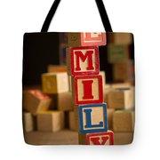 Emily - Alphabet Blocks Tote Bag