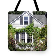 Emily Post House And Garden Tote Bag