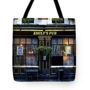 Emily's Pub Tote Bag