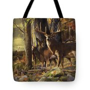 Eminence At The Forest Edge Tote Bag