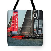 Emirates And Oracle Tote Bag