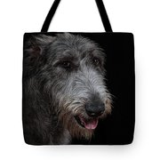 Irish Wolfhound II Tote Bag