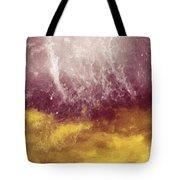 Emotional Firestorm Tote Bag