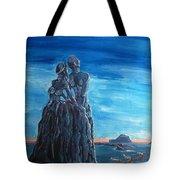 Emotional Fossils Tote Bag