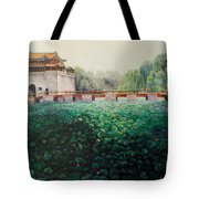 Emperor's Summer Palace Tote Bag
