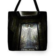 Empire Art Deco Tote Bag