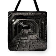Empire Mine Shaft Tote Bag