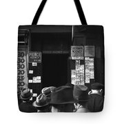 Employment Agency, 1937 Tote Bag
