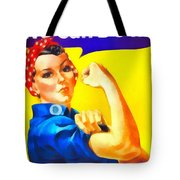 Empowerment Tote Bag by Dan Sproul