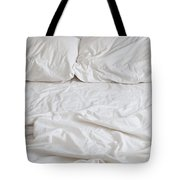 Empty Bed Tote Bag