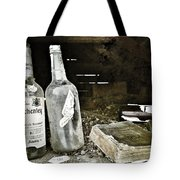 Empty Pages  Tote Bag