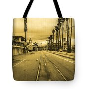 Beach Street Tote Bag