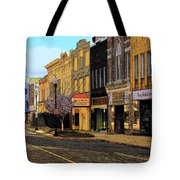 Empty Town 2 Tote Bag