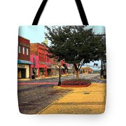 Empty Town Tote Bag