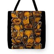 Empyreal Souls No. 5 Tote Bag by Steve Bogdanoff