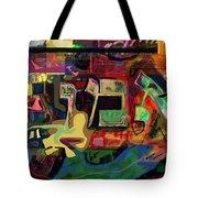 Emunah 1k Tote Bag
