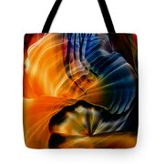 Encaustic 1381 Tote Bag