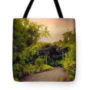 Enchanted Arbor Tote Bag