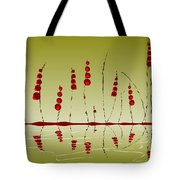 Enchanted Berries Tote Bag